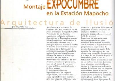 REVISTA DISEÑO, MAYO 1998